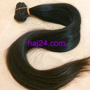 Tresszelt natúr barna I. osztályú 100% emberi haj